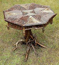Beau Adirondack Furniture By Ralph Kylloe