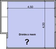 Divide A Room