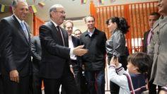 Vídeo. Al termino de visita a Ciudad Verde Danilo Medina concede entrevista a la prensa colombiana