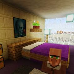 Discover Minecraft Furniture For Awesome Ideas To Add Extra Swagger To Your Rooms