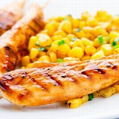 Serve Gluten-Free Sides at Your Barbecue Fish And Seafood, Barbecue, Macaroni And Cheese, Side Dishes, Gluten Free, Lunch, Vegetables, Eat, Cooking