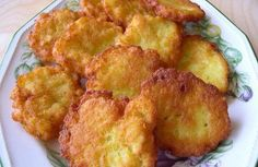 frittelle patate