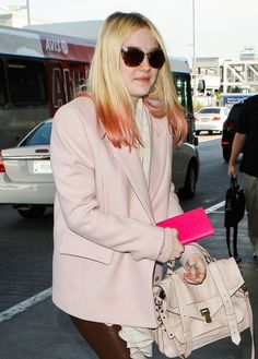 Dakota Fanning in #Pink