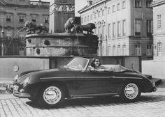 1958 Porsche 356 A Convertible D Karosserie Drauz
