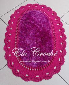 Carpet Crochet, Crochet Doilies, Crochet Hats, Weaving Patterns, Maya, Diy And Crafts, Blanket, Rugs, Detail