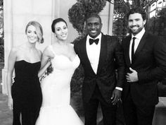 Brody Jenner Went to Reggie Bush's Wedding After Missing Sister Kim Kardashian's Big Day