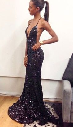 Simple Prom Dresses, black prom dresses mermaid prom dress sequined prom dress sequins prom dresses 2018 formal gown backless evening gowns open back party dress sequins prom gown for teens Sequin Prom Dresses, Prom Dresses 2018, Backless Prom Dresses, Black Prom Dresses, Mermaid Prom Dresses, Sequin Dress, Elegant Dresses, Pretty Dresses, Sexy Dresses