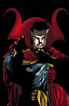 Doctor Strange by Jae Lee and Tom Smith