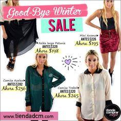 Donde Comprar Mejor ¡Aprovechá estas ofertas y despedí el invierno con todo! ➜ www.tiendadcm.com/products/list/brand/20080