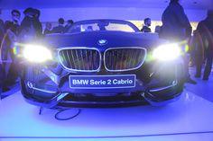 Presentazione BMW Serie 2 Cabrio