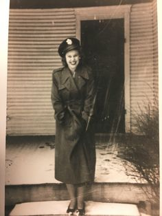 Found this gem of my Grandma being cute as a button circa the 1940s. She was a factory worker in Detroit during the war. : OldSchoolCool