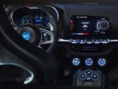 仏ルノー、アルピーヌを復活。2017年に新型スポーツカーを発売へ コンセプトカー「アルピーヌ・ビジョン」を披露