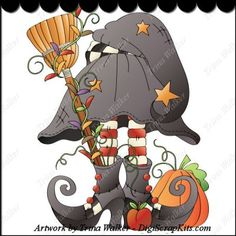 Witchy Poo 1 Clip Art Single http://digiscrapkits.com/digiscraps/index.php?main_page=product_info&cPath=434_903&products_id=8632