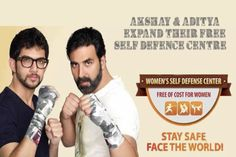 Aditya Thakeray and Akshay Ku Expand WSDC