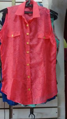Camisola sin mangas marca Guabu py