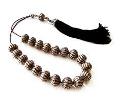 Metal Greek Worry Beads Komboloi Large by sunnybeadsbythesea, $21.00