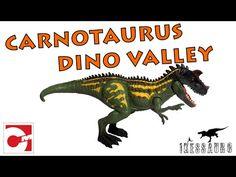 Carnotaurus Dino Valley Chap Mei