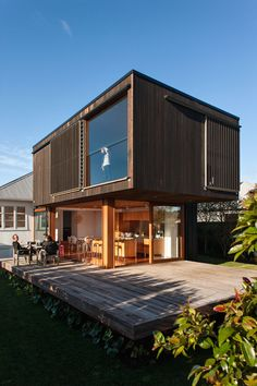 Westmere alteration // Crosson Clarke Carnachan Architects
