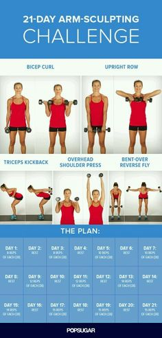 56dff908cf9b 30 day challenge Arm Exercises With Weights