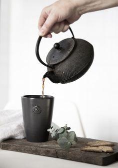 Black Mug | Love Warriors of Sweden