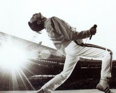 Freddie Mercury - Queen, would have turned 67 years today.