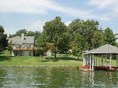 Moneta House Rental: Allure -- Flat Lot, Private Boat Ramp, Wi-fi, Hot Tub, Sandy Beach | HomeAway 2900