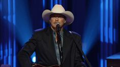 """Alan Jackson """"He Stopped Loving Her Today"""" George Jones' Funeral"""