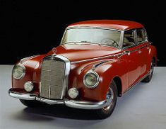 1951 Mercedes-Benz 300 (W186 II) | by Auto Clasico