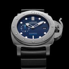 Officine Panerai  // Salón de Ginebra: relojes de la A a la Z (IV)