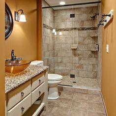 Bathroom - traditional - bathroom - minneapolis - Knight Construction Design | Chanhassen, Minnesota