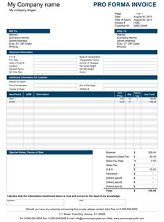 Printable Invoice Templates Free Free Small Business Labor Invoices  Free Invoice Template  Sample .
