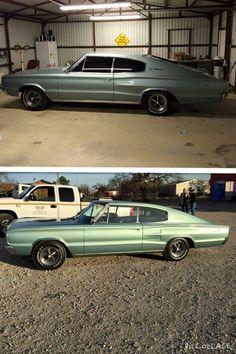 Dodge Charger 2 Door Rocker Panel Right 66,67 1966-1967