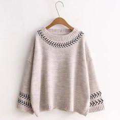Nadia Sweater (4 Colors)