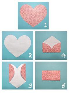 Как сделать конверт из бумаги? Огромная подборка конвертов и МК + Видео - Nebka.Ru