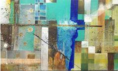 Arte moderno - acrilico relirve