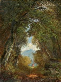 The Grand Women Artists of the Hudson River School