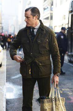Meet John Wrazej, Senior VP Menswear at Ralph Lauren. Preppy Men, Preppy Style, Mode Masculine, Ivy League Style, Mens Fall, Gentleman Style, Looks Style, British Style, Look Cool