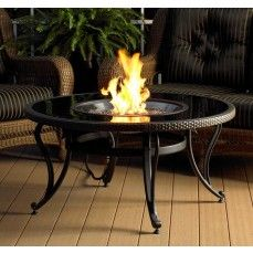 Stone Fire Table Top Gas Fire Pit