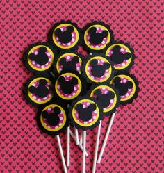 cupcake toppers.