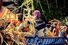 Pumpkin love at Kikinda Pumpkin Festival