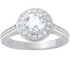 Bildergebnis für swarovski ring blanche