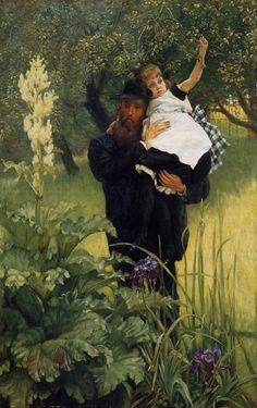 The Widower James Tissot, 1877