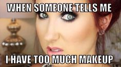 Jaclyn Hill - There's no such thing as TOO much makeup.