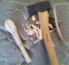 How to Carve a BushCraft Wooden Spoon |