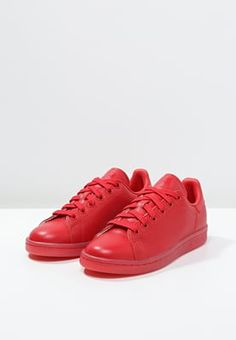 91884e2983c adidas Originals STAN SMITH ADICOLOR - Baskets basses - scarlet -  ZALANDO.FR Bas Adidas