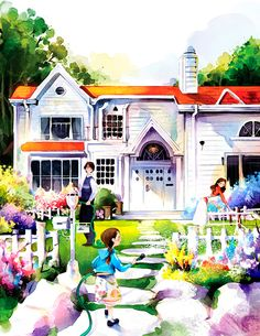 The Art Of Animation, Kim Ji-Hyuck (Hanuol)
