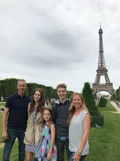 I'm sharing my photo album from my family's recent trip to London and Paris on the blog.  Swing by and let's chat about Europe! #familytravel #london #paris