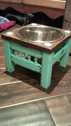 dog bowl - I love this!