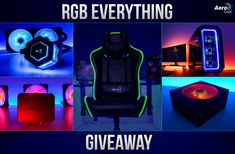Help me WIN this Cool RGB Everything Giveaway by @Aerocool ! goo.gl/vmP9Np