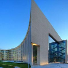 Amazing Architecture Office Building And Chinese Office Buildings Offices China E Architect Chinese Architecture, Architecture Office, Amazing Architecture, Contemporary Architecture, Architecture Design, Creative Architecture, New District, Interesting Buildings, Modern Buildings